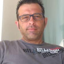 Grégory felhasználói profilja