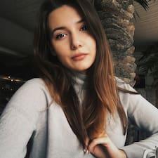 Nutzerprofil von Alina
