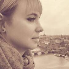 Nutzerprofil von Kristina