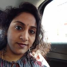 Gebruikersprofiel Rajitha