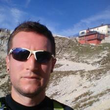 Giulio felhasználói profilja