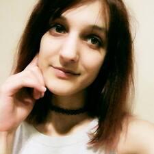 Henkilön Katarina käyttäjäprofiili