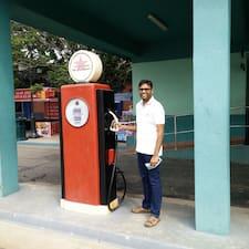 Profil Pengguna Emmanuel Sandeep