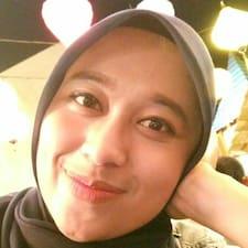 Hanifah User Profile