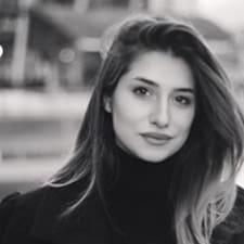 Profil utilisateur de Ionela Larisa