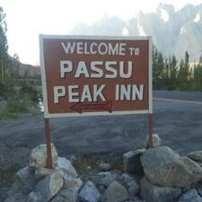 Nutzerprofil von Passu Peak