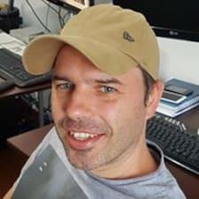 Deivis felhasználói profilja