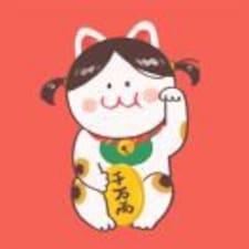 Perfil do usuário de 莹
