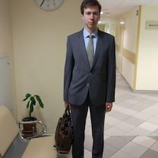 Sergeiさんのプロフィール