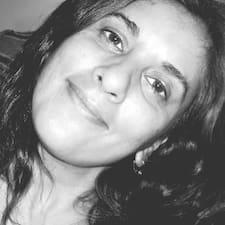 Silvia Raquel felhasználói profilja