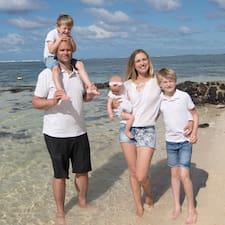 Christophe Et Tania Brugerprofil