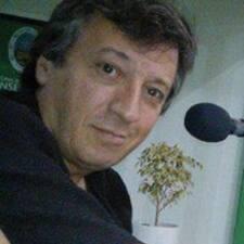 Perfil do utilizador de Claudio José