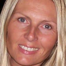 Caroline felhasználói profilja