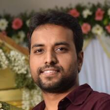 Roop Anand felhasználói profilja