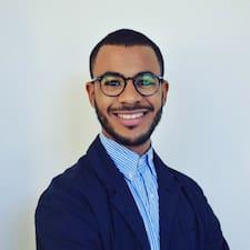 Nourreddine felhasználói profilja
