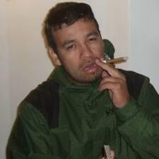 Profil Pengguna Milton Jair