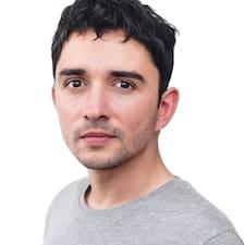 Aldo felhasználói profilja