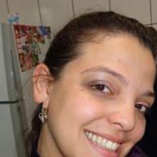 Henkilön Ana Paula käyttäjäprofiili