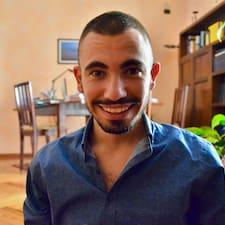 Nicolò felhasználói profilja