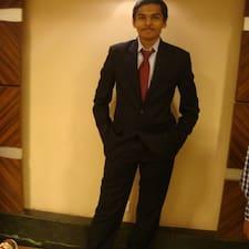 Profil utilisateur de Shah