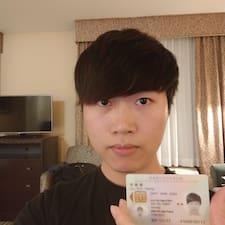 Gebruikersprofiel Kin Yeung