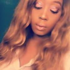 Profil utilisateur de Aminah