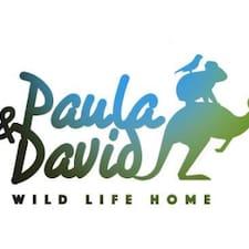 Perfil do utilizador de Paula