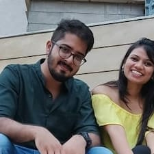 Shivangi - Uživatelský profil