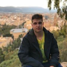 Alberto Matias的用戶個人資料