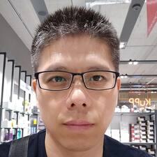 Jiabang felhasználói profilja