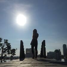 Marilou felhasználói profilja