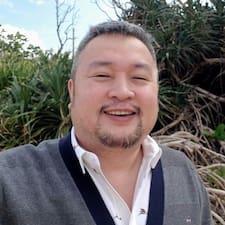 Profil utilisateur de 健二
