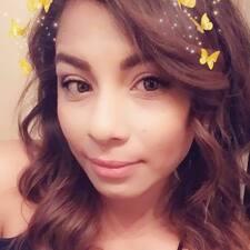 Janeth felhasználói profilja