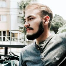 Perfil do usuário de Sérgio