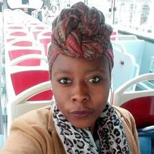 Henkilön Ntshembo käyttäjäprofiili