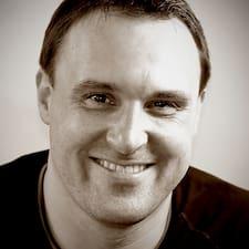 Jürgen felhasználói profilja