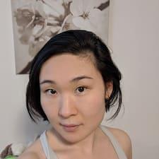 Henkilön Kuan-Ling käyttäjäprofiili