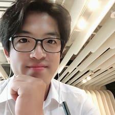 Profil utilisateur de 준호