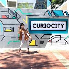 Το προφίλ του/της Curiocity