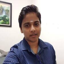 Perfil do usuário de Geethanjaly