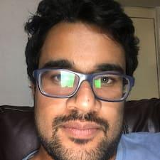 Profil utilisateur de Sreejith