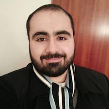Användarprofil för Mehdi