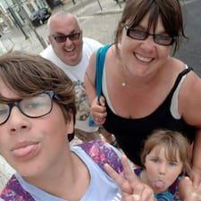 Daz, Mel, Leah & Daisy User Profile
