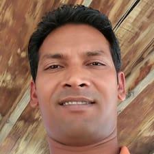 Gebruikersprofiel Dileep Kumar