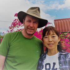 Shane & Taka felhasználói profilja