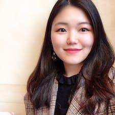 Профиль пользователя 지현
