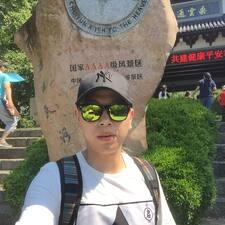 Профиль пользователя 俊杰