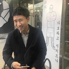 JoonGoo User Profile