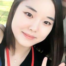 Профиль пользователя Hyeju