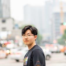 Perfil do usuário de JinHo